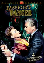 "Passport To Danger, Volume 4 - 11"" x 17"" Poster"