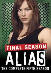Alias - Complete 5th Season (4-DVD)