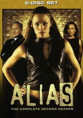 Alias - Complete 2nd Season (6-DVD)