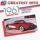 20 Greatest Hits: 1961 Country Hits