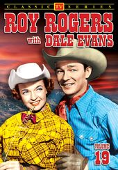 "Roy Rogers With Dale Evans, Volume 19 - 11"" x 17"""