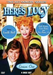 Here's Lucy - Season 1 (4-DVD)