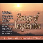 Songs of Inspiration [BMG Special Products] (3-CD)