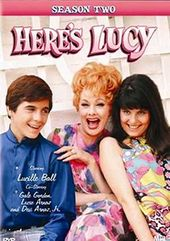 Here's Lucy - Season 2 (4-DVD)