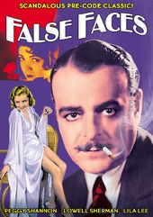 "False Faces (1932) - 11"" x 17"" Poster"