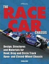 The Race Car Chassis: Design, Structures and
