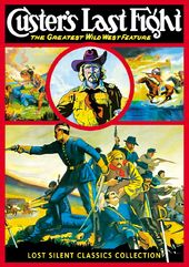 "Custer's Last Fight - 11"" x 17"" Poster"