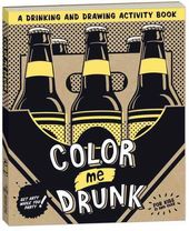 Color Me Drunk: A Drinking and Drawing Activity