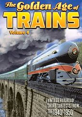 Trains - The Golden Age of Trains, Volume 4 - 11""