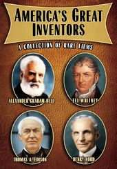 "Great American Inventors - 11"" x 17"" Poster"