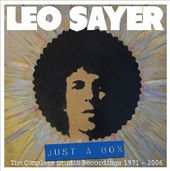 Just a Box: The Complete Studio Recordings