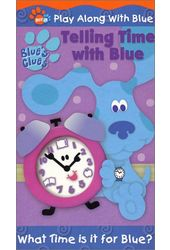 Blue's Clues: Telling Time With Blue