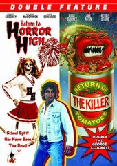 Return of the Killer Tomatoes / Return to Horror