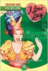 I Love Lucy - Season 1 - Volume 1