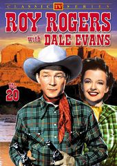 "Roy Rogers With Dale Evans, Volume 20 - 11"" x 17"""