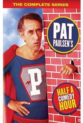 The Pat Paulsen's Half a Comedy Hour (2-DVD)