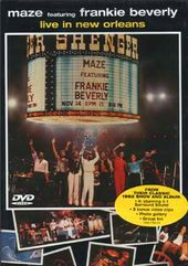 Maze - Featuring Frankie Beverly: Live in New