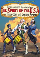 "The Spirit of the USA - 11"" x 17"" Poster"