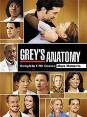 Grey's Anatomy - Season 5 (Blu-ray)