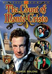 "The Count of Monte Cristo - Volume 6 - 11"" x 17"""
