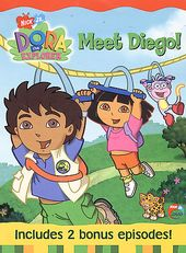 Dora the Explorer - Meet Diego!