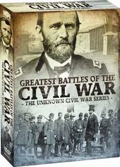 The Unknown Civil War Series: Greatest Battles of