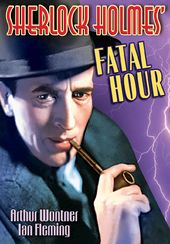 "Sherlock Holmes' Fatal Hour - 11"" x 17"" Poster"