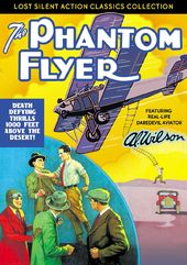 "The Phantom Flyer - 11"" x 17"" Poster"