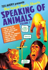 "Speaking of Animals, Volume 2 - 11"" x 17"" Poster"