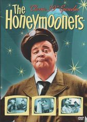 Honeymooners - Classic 39 Episodes (5-DVD)