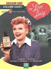 I Love Lucy - Season 1 - Volume 8