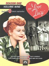 I Love Lucy - Season 1 - Volume 9