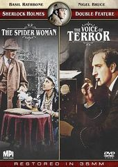 The Sherlock Holmes Double Feature: The Spider