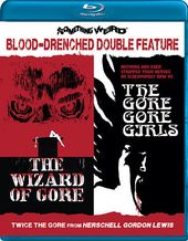 Blood-Drenched Double Feature: The Wizard of Gore