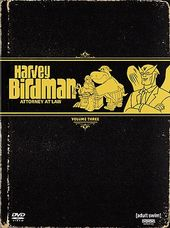 Harvey Birdman: Attorney at Law - Volume 3 (2-DVD)