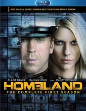 Homeland - Complete 1st Season (Blu-ray)