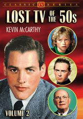 "Lost TV of the 50s, Volume 2 - 11"" x 17"" Poster"