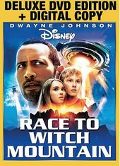 Race to Witch Mountain (Includes Digital Copy)