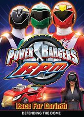 Power Rangers R.P.M., Volume 2 - Race For Corinth