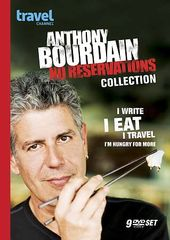 Anthony Bourdain: No Reservations Collection