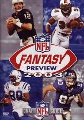 Football - NFL Fantasy Preview 2003
