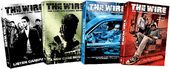 The Wire - Complete Seasons 1-4 (19-DVD)