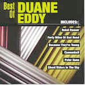 The Best of Duane Eddy [Curb]