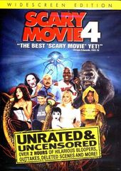 Scary Movie 4 (Unrated, Widescreen)