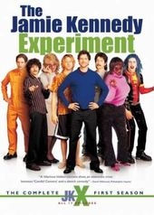 The Jamie Kennedy Experiment - Complete 1st