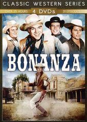 Bonanza - Volume 1 (4-DVD)