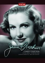 Jean Arthur Comedy Collection DVD (4-Disc)
