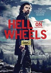 Hell on Wheels - Complete 4th Season (3-DVD)