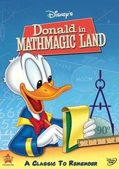 Walt Disney Mini Classics - Donald in Mathmagic