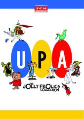 UPA Jolly Frolics DVD (3-Disc)